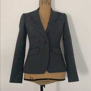 BANANA REPUBLIC Pinstripe Jacket